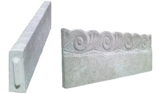 Cordoli prefabbricati per aiuole confortevole soggiorno for Cordoli in cemento leroy merlin