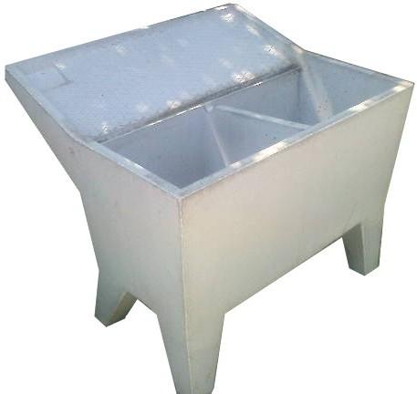 Lavatoio esterno in cemento infissi del bagno in bagno for Lavatoio esterno
